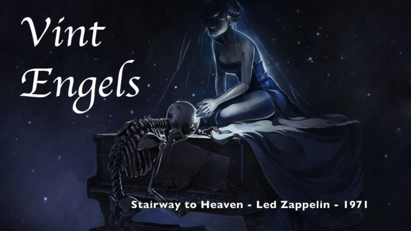 Vint Engels Stairway to Heaven Led Zappelin 1971