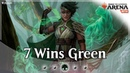 Color Challenge Ep. 2 - Mono Green Elf Aggro - MTG Arena Deck Guide and Gameplay