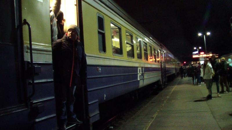 Pēc valsts svētkiem vilcienos nevar iekāpt!