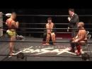 Banana Senga vs Michael Wolf vs Ryu Goma BASARA Vajra 79 ~ Utage