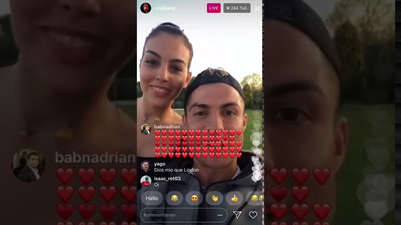 Cristiano Ronaldo Talks about Besiktas, Turkey and his son | Livestream