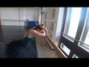 Как балерина готовится к спектаклю