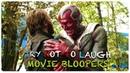 AVENGERS INFINITY WAR Bloopers - Gag Reel Outtakes Deleted Scenes 2018 Superhero Movie HD