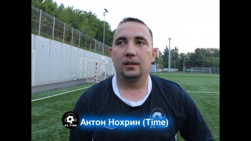 Антон Нохрин Time vs Шанс