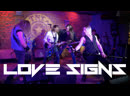 LOVE SIGNS - Прослушивание в TNT Rock Club