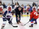 Омский Авангард открыл хоккейную академию в Южном Бутове