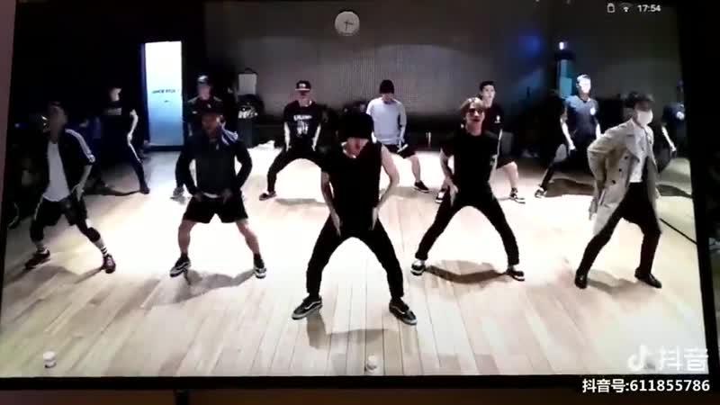 BIGBANG BANG BANG BANG dance practice from A TO Z in Beijing