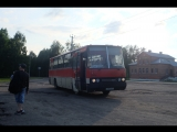 Полет на Ikarus-256 по М-8 Вологда-Кадников