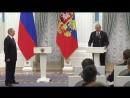 Черчесов: Мы свое дело делали не из-за наград, а потому что мы представляем Россию, достоинство и честь нашей страны.