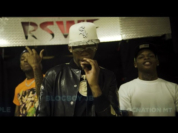 BlocBoy JB Ric Flair Official Video (Dir By Zach_Hurth) Prod By Choppamatics