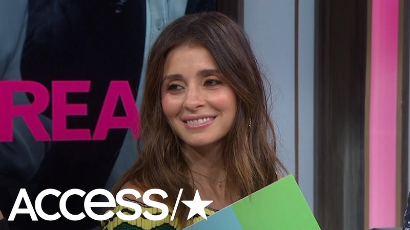 'UnREAL's' Shiri Appleby Confirms Rumors That Zach Braff Didn't Want To Settle Down With Her