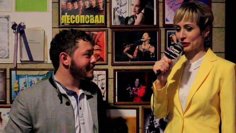 ShowMens Александра Сережникова, Валентин Цоцеридзе, шоу Голос, Золотой Голос России