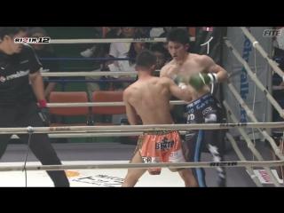 Shota Takiya vs. Syuto Sato (RIZIN FF - RIZIN 12 in Nagoya)