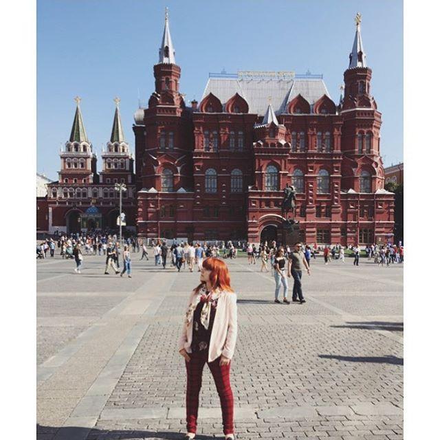 Анна Грант | Москва