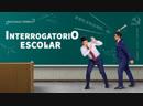 Diálogo cómico español  Interrogatorio escolar La historia real ocurrida en china Vídeo cristiano