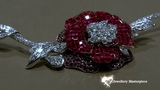Snow White and Rose Red High Jewellery collection by Stenzhorn