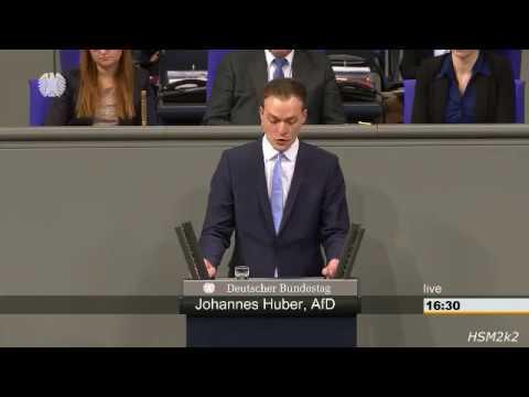Johannes Huber (AFD) Kinder sind keine Waren sondern Lebewesen