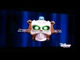 Зак Шторм - Суперпират | Русский опенинг (Канал Disney)