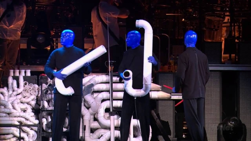Blue Man Group How to be a Megastar LIVE! 2008