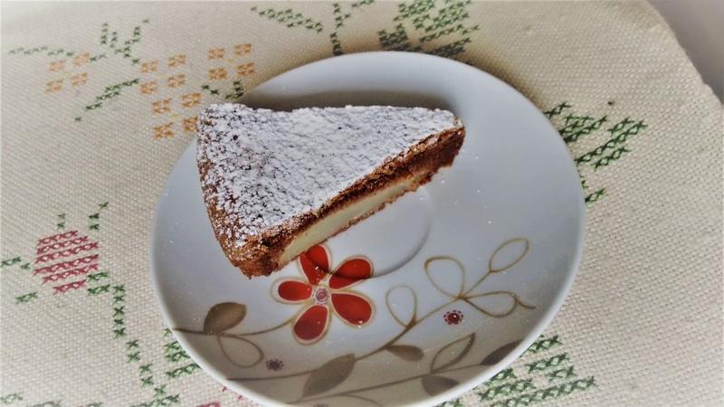 Шоколадный пирог с лесными орехами и грушами, без глютена, без муки