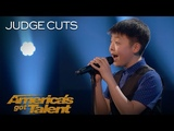 Jeffrey Li 13-Year-Old Sings Whitney Houstons