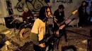 Domestic Junkies Baby Paranoia Live @ Cine Rock Na Praça