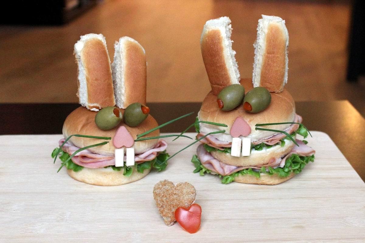 А мы зайцы-попрыгайцы!: Шедевры современного кулинарного искусства