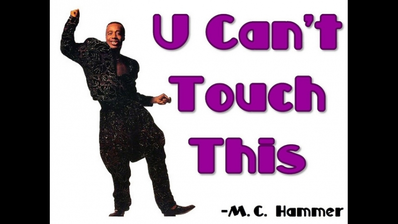 MC. Hammer vs. Tujamo - U Can't Touch This (2015) Mashup-Bootleg
