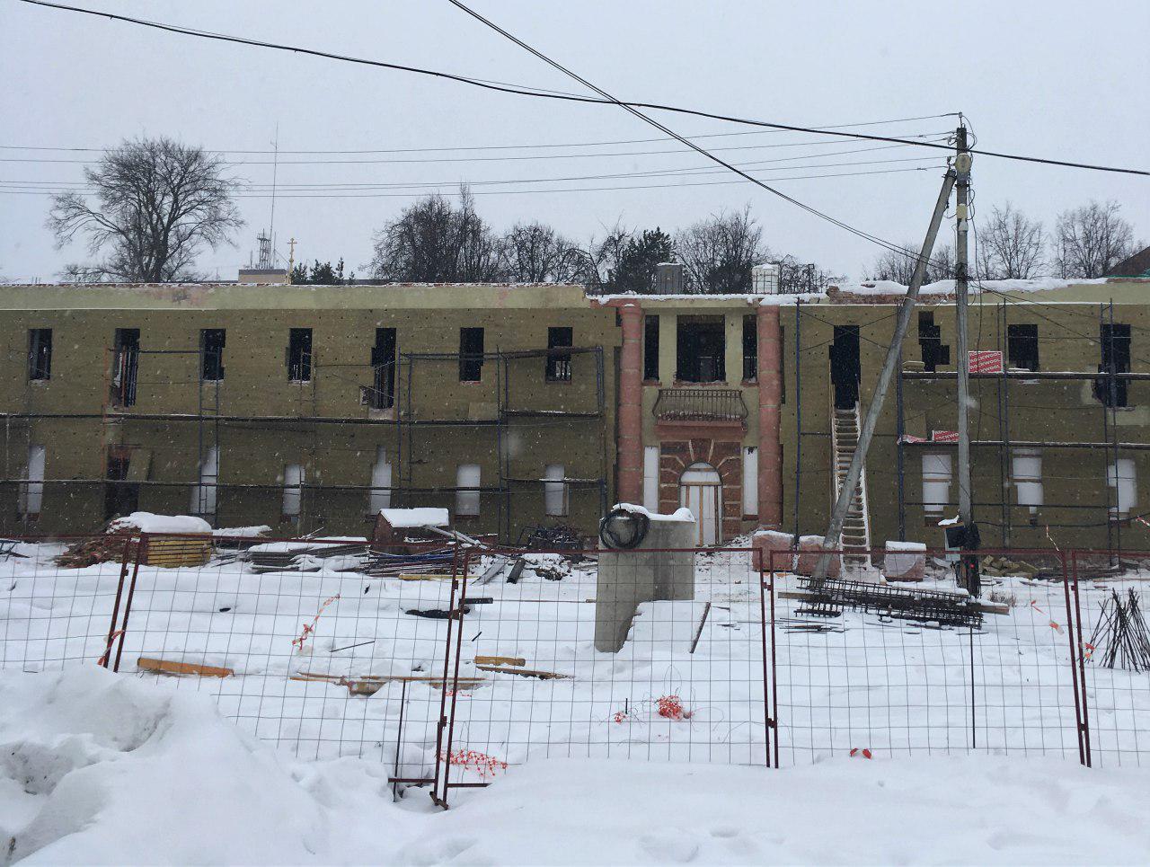 Строительство детского клинико-диагностического центра в Дмитрове завершат в III квартале