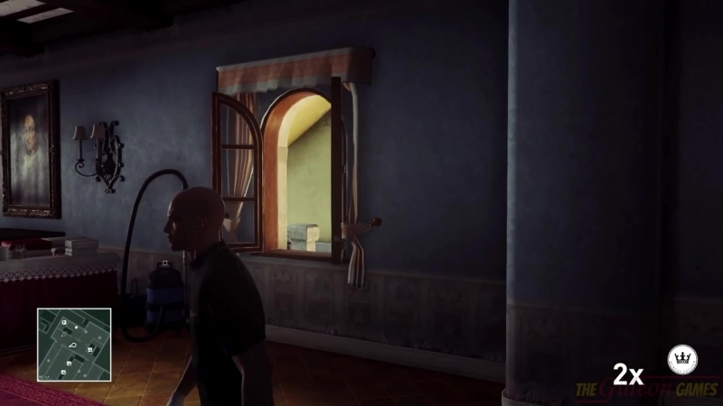 [TheGideonGames] Прохождение HITMAN 6 (Эпизод 2) 5 ➤ ШОКОВАЯ ТЕРАПИЯ
