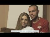 Видели видео? Жена известного футболиста застукала мужа в бане с любовницей