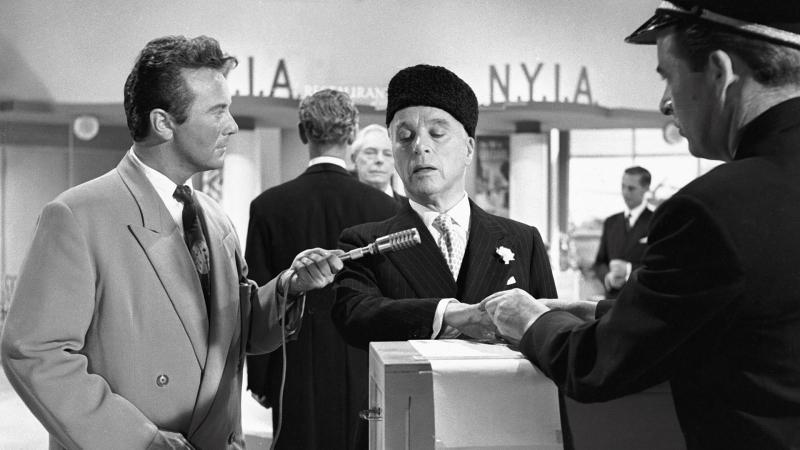 Король в Нью-Йорке (1957)