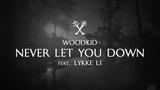 Woodkid feat. Lykke Li - Never Let You Down (Lyrics Lyric Video) Insurgent Soundtrack