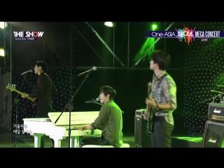 20151006 CNBLUE - Can't stop @ SBS MTV One Asia Hallyu Star Mega Concert