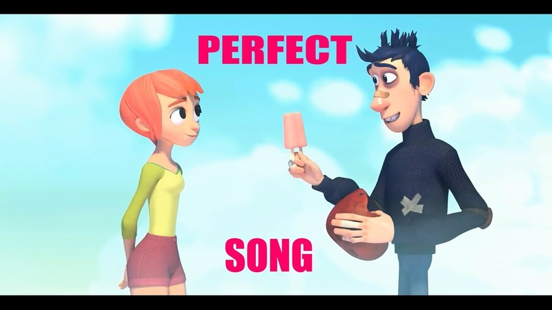 Perfect Song - Ed Sheeran - Perfect Music Video Animation