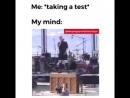 я: решаю тест мой мозг: