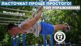 КАК НАУЧИТЬСЯ ДЕРЖАТЬ ЛАСТОЧКУ? | Workout Day 8
