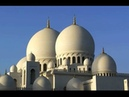 The Shaikh Zayed Grand Mosque in Abu Dhabi