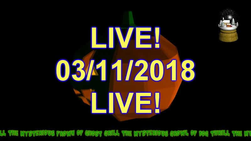 LIVE The Mysterious Town of Oak Hill 03-11-2018
