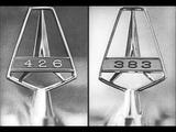 1964 Plymouth Fury, Belvedere, Savoy, Valiant vs Ford GM and AMC Intermediates Dealer Promo Film