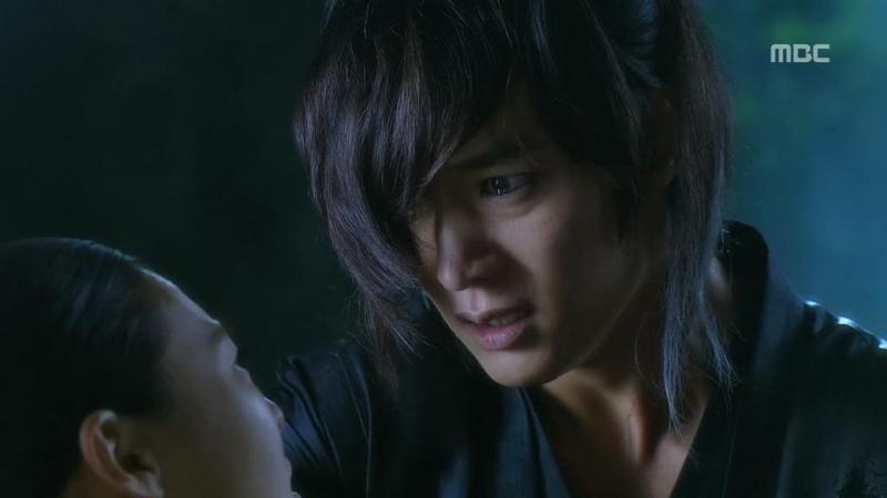 Дорама Книга семьи Гу (Gu Family Book) OST MV - Lee Sang Gon (NOEL) My love is hurt
