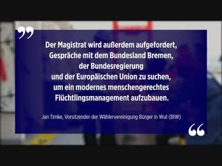 Stadtverordneter will Flüchtlingsroute übers Meer aus Westafrika nach Bremerhaven schaffen