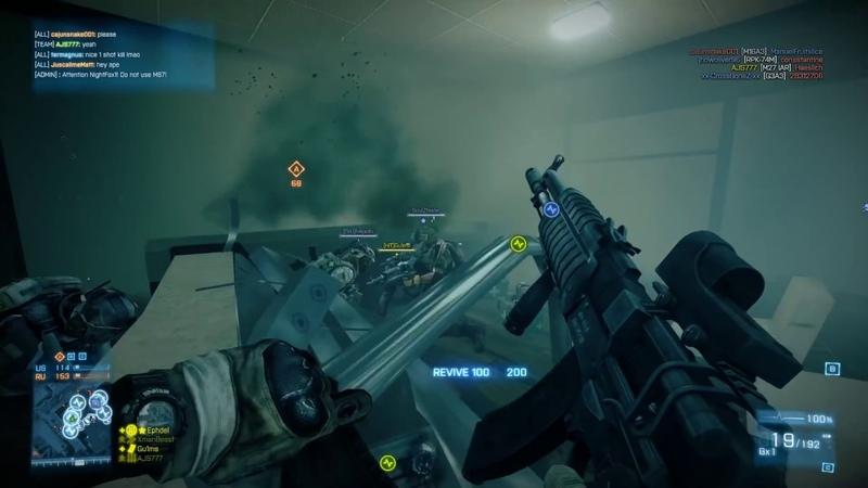 Battlefield 3 - 185/10 Operation Metro