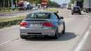 BMW M3 E92 with Eisenmann Exhaust - Powerslides Accelerations !