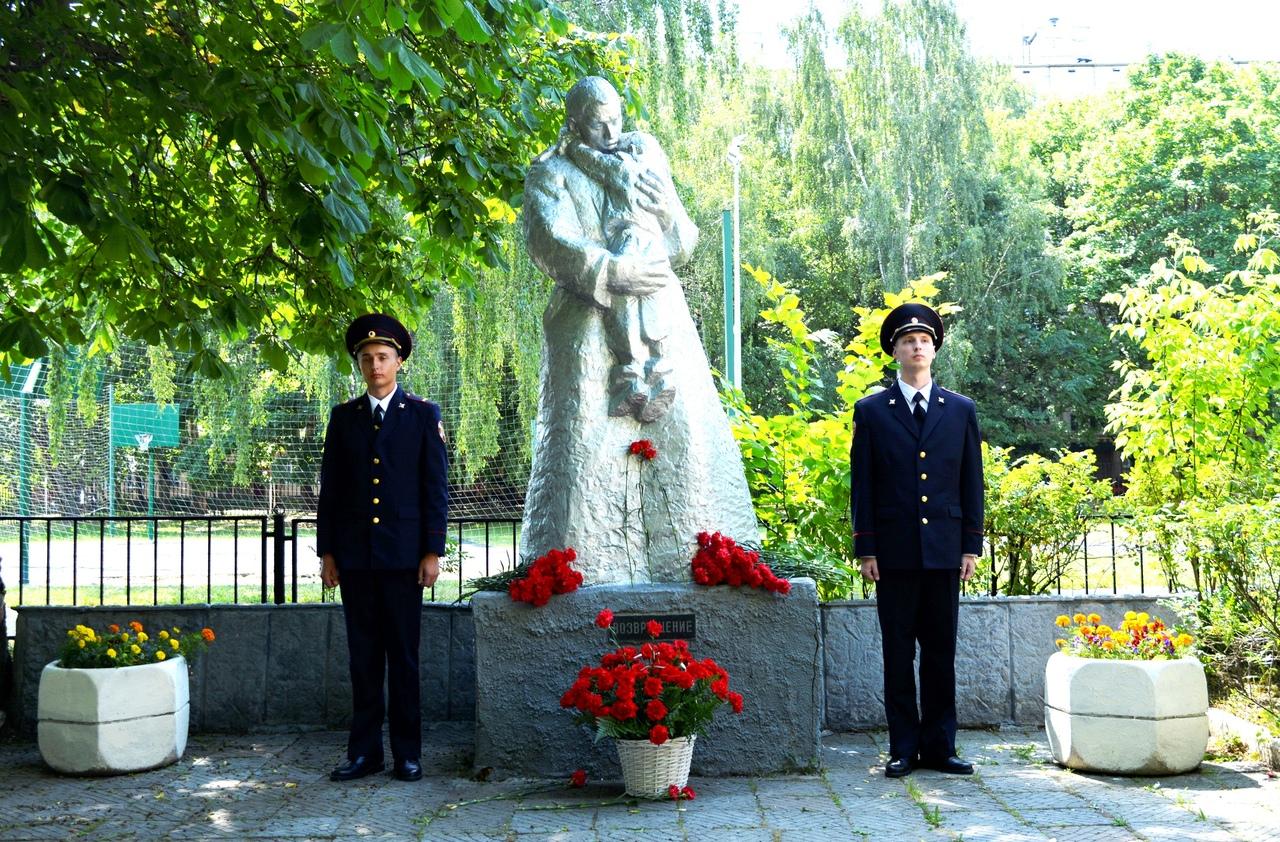 День памяти и скорби в Ивановском районе