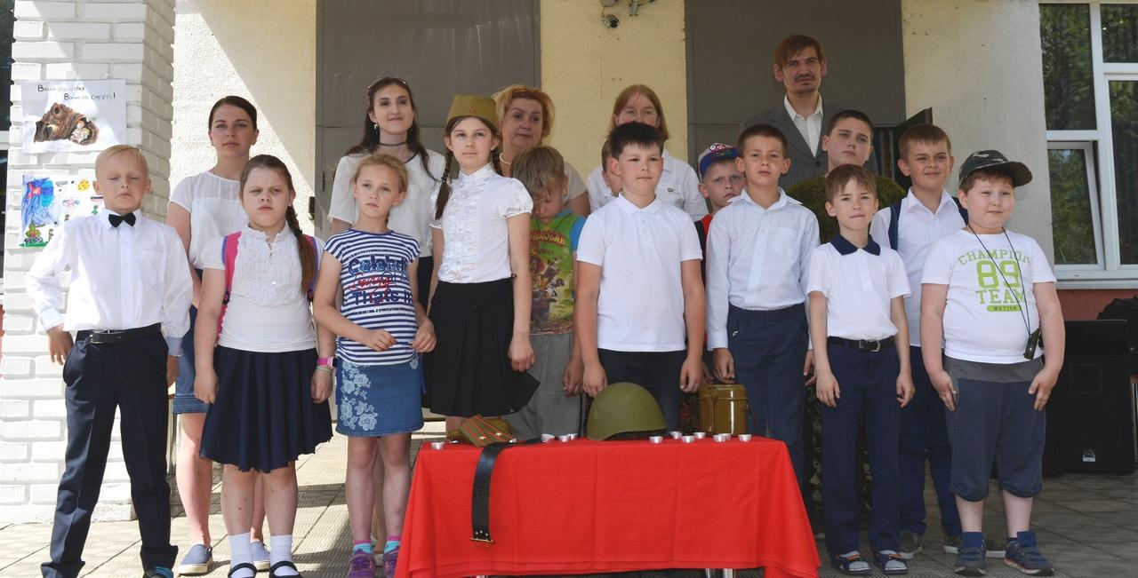 День памяти и скорби в Ивановском