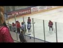 Детский хоккей - тренировка