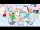 Lesson 8_(B)Come here. - Cartoon Story - English Education - Easy conversation for kids