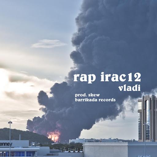 Влади альбом Rap Irac12