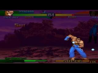 Street Fighter Zero 3. Dee Jay